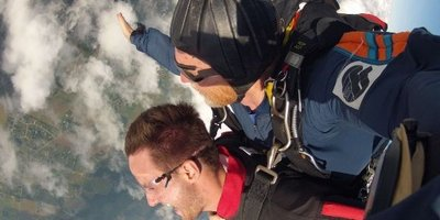 What if a Skydiving Parachute Malfunctions?