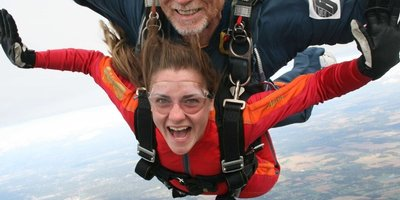 What Does Skydiving Feel Like?