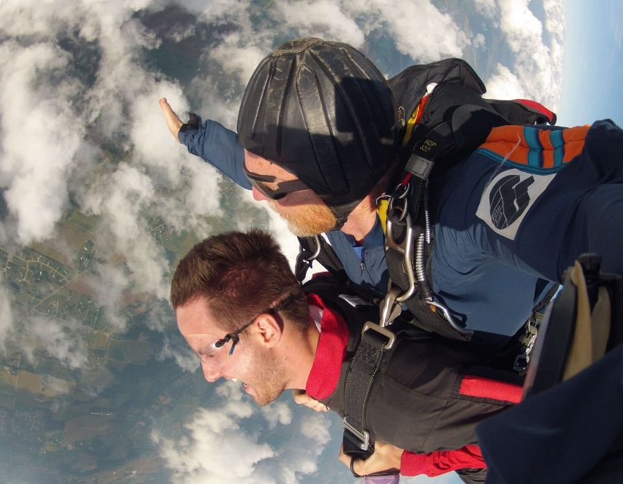 How Much Does it Cost to Skydive in Ohio?