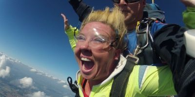 Top Summer Bucket List Item: Skydiving!