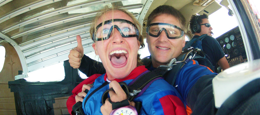 Plan Your Skydiving Adventure